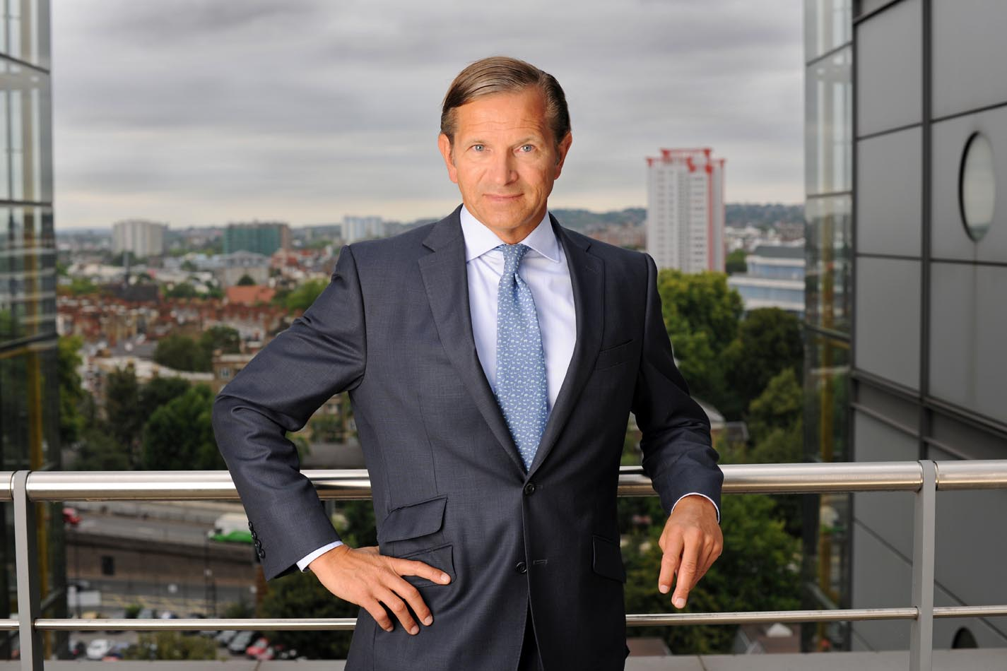 M&S CEO Marc Bolland